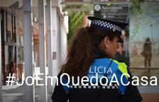 El cos policial està interposant denúncies a aquells que no respecten el confinament.