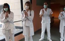 El Hospital del Vendrell da la primera alta a un paciente de coronavirus
