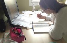 Alba Muñoz: «Es complicado aprender si el profesor no te lo explica»