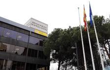 Imagen de la sede central del SEPE en Madrid.