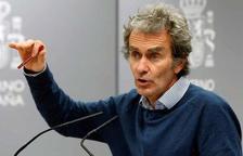 Simón veu «preocupant» i «delicada» la situació a Catalunya