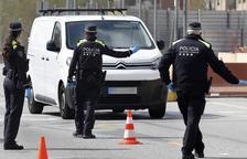 Detingut per agredir la seva filla a Saragossa