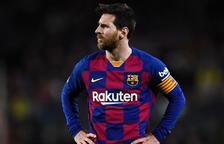 Els jugadors del Barça es rebaixen el sou un 70%