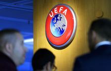 La UEFA suspèn la Champions fins «a nou avís»