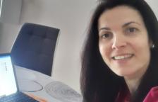 Sonia Orts, infectada por coronavirus, dice que «me he sentido sola, abandonada»