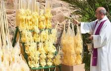 Palmes beneïdes del Priorat a tot l'Estat