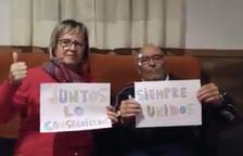 La Plana de Vila-seca cierra filas con un vídeo con los vecinos dando mensajes de esperanza