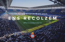 L'Espanyol ofereix ajuda als 63 socis majors de 75 anys que té a Tarragona