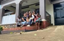 Dos tarraconenses, atrapadas en Uganda y sin ayuda del gobierno español