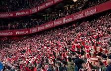 Promouen un derbi als balcons Athletic-Real el dia de la final de Copa