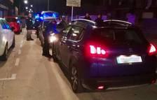 Els Mossos d'Esquadra detenen a Riudoms dos homes pel robatori d'una motocicleta