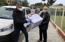L'Hospital de Jesús de Tortosa adquireix càmeres i intercomunicadors per assistir els pacients amb menys risc