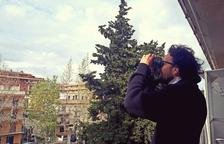«En los últimos quince días se han triplicado los avistamientos de pájaros en la ciudad»