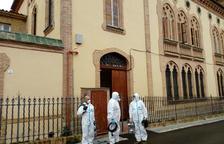 Seis residentes muertos y 16 positivos de covid-19 en la residencia Sant Antoni Abat de l'Arboç