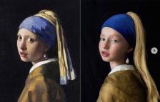 Imitar obres d'art a casa, el repte viral (i cultural) del confinament