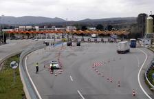 Espanya i Portugal restableixen els controls a la frontera terrestre fins al 10 de febrer per la covid-19