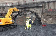 El túnel de Lilla suma un nuevo sobrecoste de 18 MEUR por la presencia de arcillas y pizarras