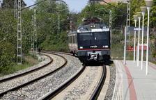 Los trenes vuelven a circular entre Lérida y l'Espluga de Francolí seis meses después
