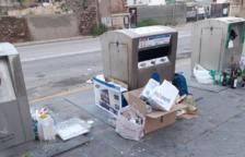 Associacions de veïns demanen reforçar la neteja i desinfecció en els carrers