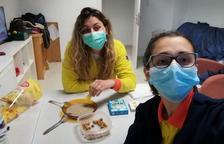 El SEM de Calafell comparte un vídeo con los sanitarios que trabajan a primera línea