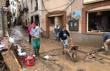 La Riuada Solidària reparteix 50.000 euros a cinc negocis afectats per l'aiguat