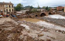 Agricultura destina 3,8 MEUR a les comunitats de regants afectades pels aiguats