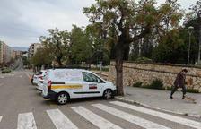 Tarragona permet aparcar en places que ara no s'utilitzen