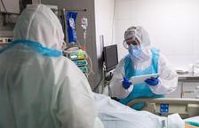 El Camp de Tarragona y el Ebro tienen 59 personas hospitalizadas por covid, 11 en las UCI