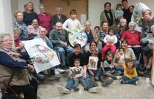 «Los niños echan mucho de menos a los abuelos que visitábamos en la residencia»