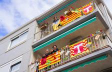 Una Diada de Sant Jordi històrica i reinventada a causa del confinament