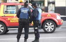 L'Estat espanyol desplega 7.000 agents de la Policia Nacional i la Guàrdia Civil per garantir el tancament de Madrid