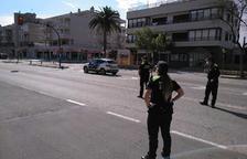 Denunciat a Torredembarra per circular sense punts durant el confinament