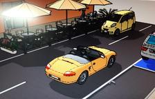 Falset suprimirà places d'aparcament perquè bars i restaurants puguin ampliar les terrasses