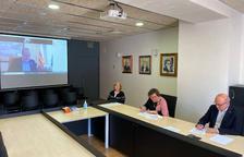 La Canonja firma un convenio con IQOXE para colaborar con Càritas