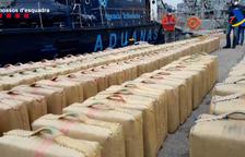 Desarticulen una organització internacional de tràfic de drogues amb vincles tarragonins
