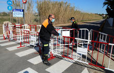 El Tarragonès redobla la vigilància davant un pont que es preveu calorós i més desconfinat