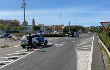Detingut a Torredembarra per fugir d'un control i conduir begut amb el carnet caducat