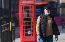 El Regne Unit registra més de mil morts per covid en les últimes hores
