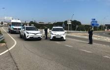 La Policía Local de Cambrils ha interpuesto casi 200 denuncias durante el mes de abril