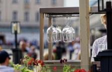 Ajuntaments ebrencs permetran ampliar les terrasses a bars i restaurants sense cobrar-los