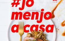 Las jornadas gastronómicas de la Ràpita a domicilio