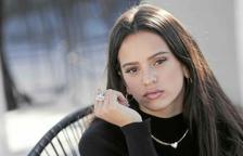 Rosalía está sufriendo durante el confinamiento