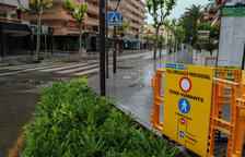 Dos carrils del passeig Jaume I de Salou seran per a vianants abans de Sant Joan
