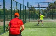 Pàdel i tennis es reinventen en el seu retorn a l'activitat
