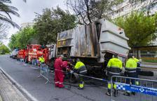 Els empleats de la brossa de Reus tornaran a deixar al parc els vehicles obsolets