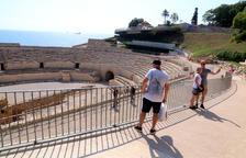 Tarragona obrirà dilluns el Passeig Arqueològic, el Fòrum de la Colònia i l'esplanada superior de l'Amfiteatre