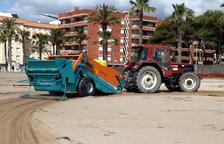 Una empresa de Torredembarra dissenya una màquina per desinfectar les platges amb ozó