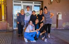 Les famílies de Campclar reubicades recuperen la seva 'nova normalitat'