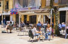 L'Ajuntament de Tarragona ja no limitarà l'horari de les terrasses