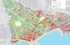 La xarxa urbana de Tarragona no està preparada per a la «nova normalitat»